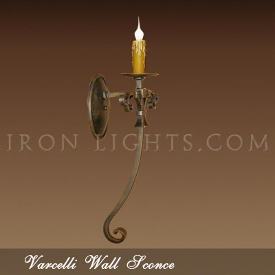 Varcelli indoor sconce