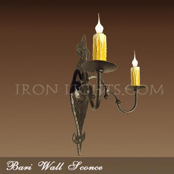 Bari indoor wall sconce
