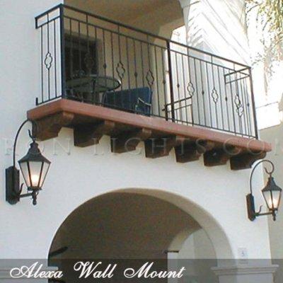Alexa wall mount