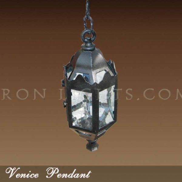 Hacienda pendant lights