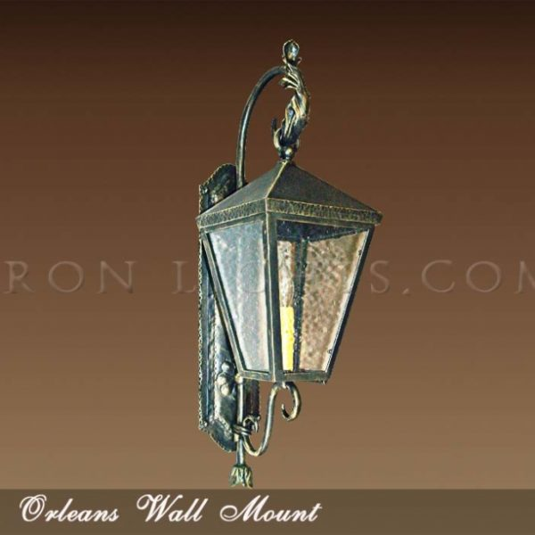Orleans outdoor lighting