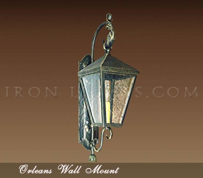Orleans outdoor lighting