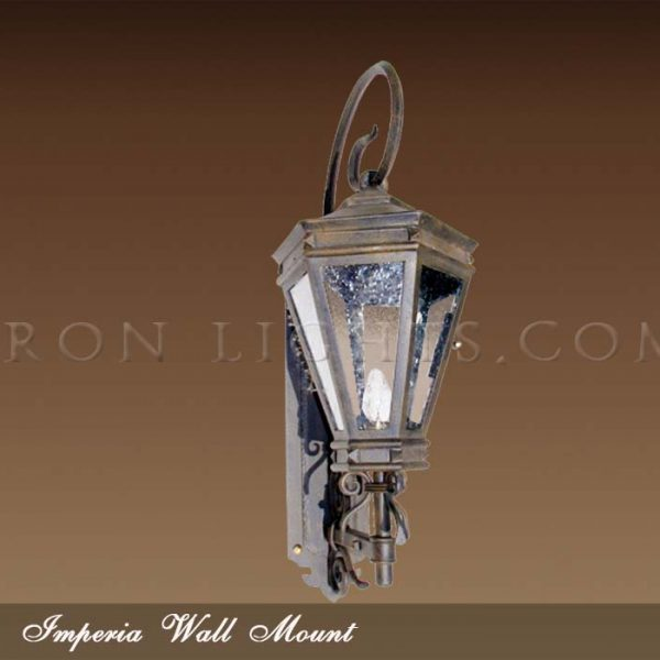 Imperia outdoor light fixture