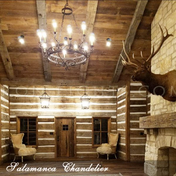 Salamanca Farmhouse chandelier