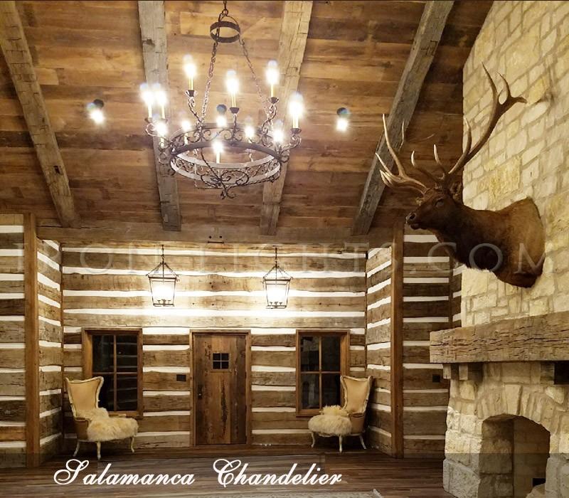 Salamanca Farmhouse chandelier