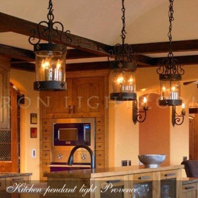 Provence kitchen pendant