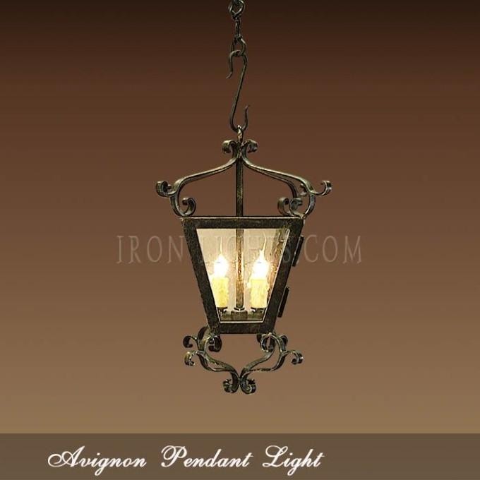 Avignon pendant light