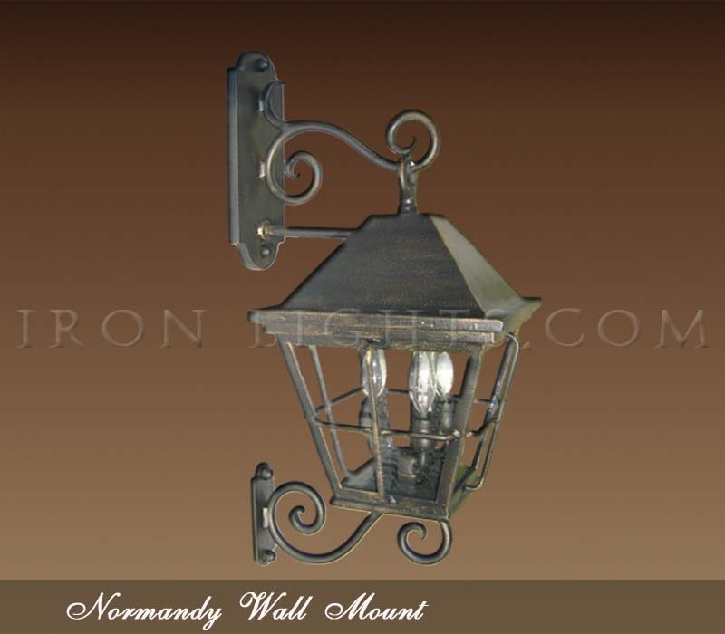 Chateau light fixtures