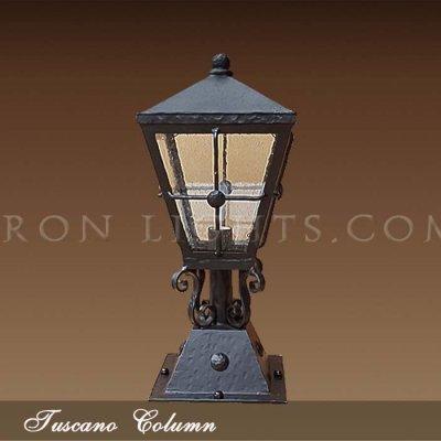 Column Iron Lights