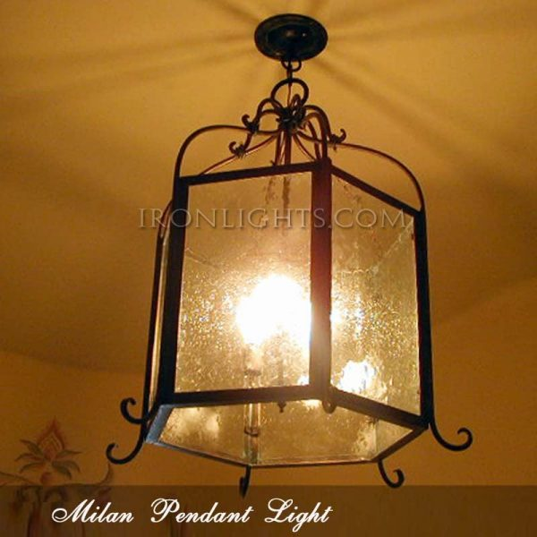 Milan indoor pendant light