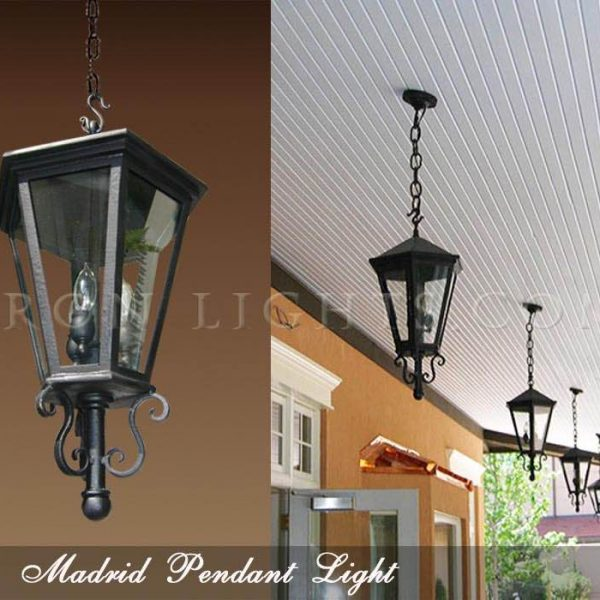 Mediterranean Pendant lighting