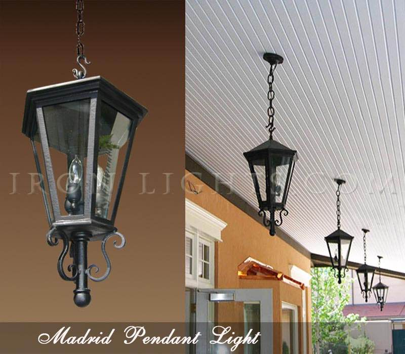 Mediterranean Pendant lighting