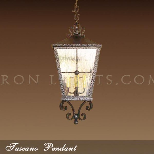 Tuscano pendant lighting