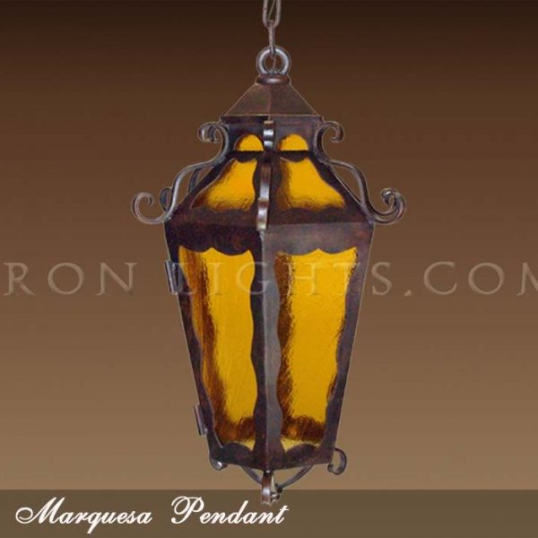 Marquesa pendant light