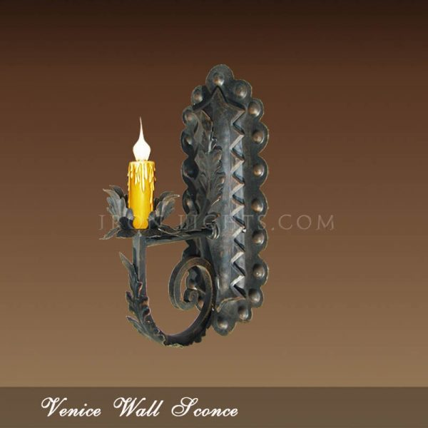 Venice indoor wall sconce