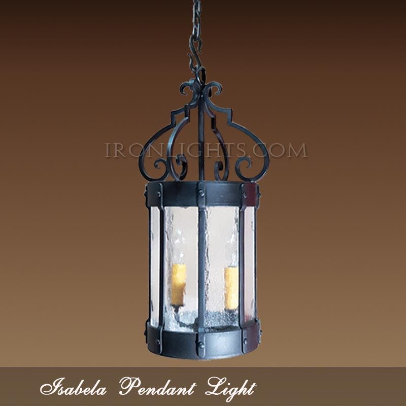 Isabela Pendant light