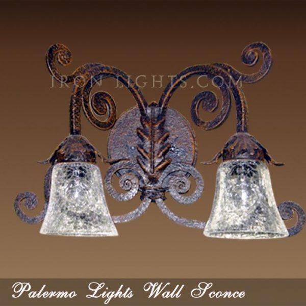 Light fixtures for bathroom Palermo