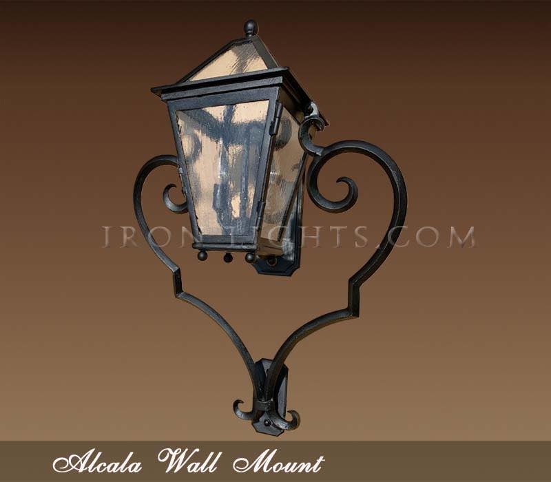 Alcala Hacienda lighting