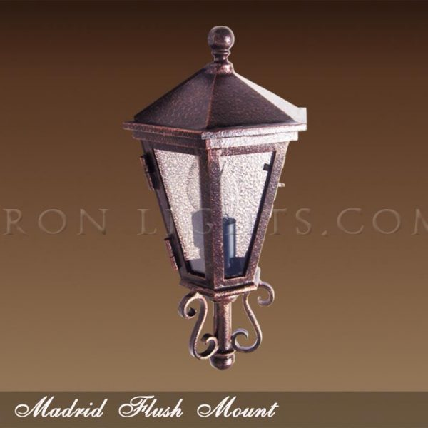 Madrid outdoor pocket light