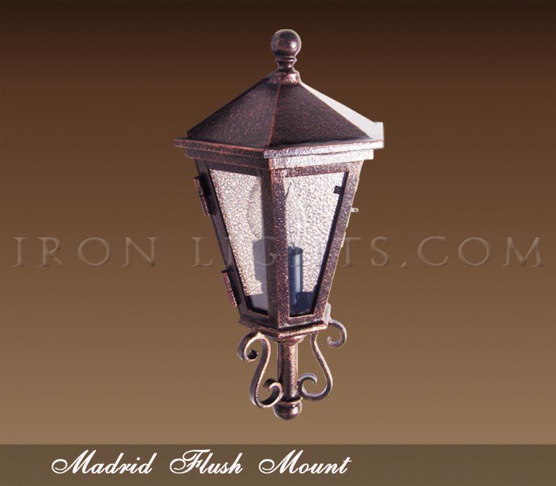 Madrid outdoor pocket light