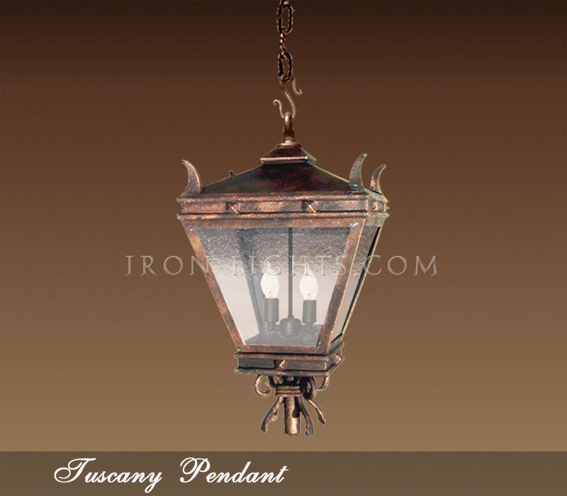 Lantern Pendant Light