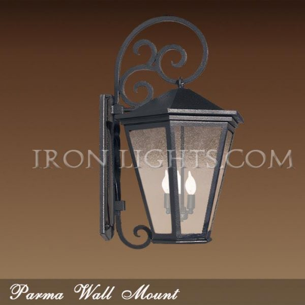 Mediterranean outdoor lighting